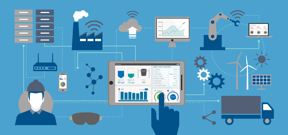 How to implement an industrial internet of things automation plan