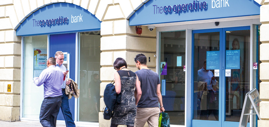 How The Co-operative Bank is benefiting from greater agility