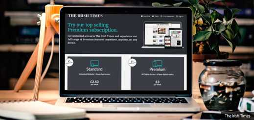 MPP Global helps The Irish Times to improve subscription service