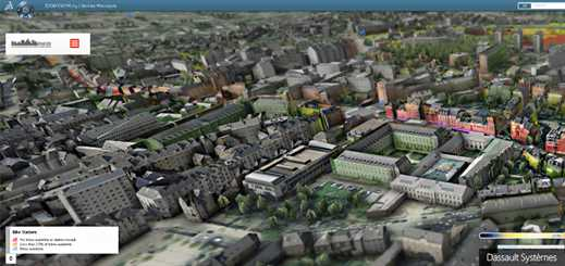 French city of Rennes to digitalise urban planning with Dassault Systèmes