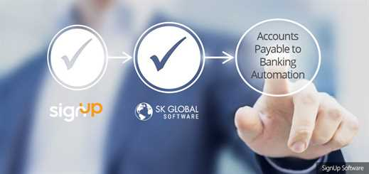SignUp Software signs deal with SK Global