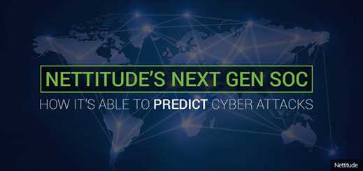 How Nettitude's security operations centre can predict cyberattacks