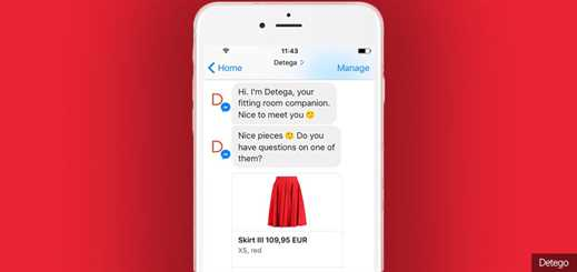 Detego launches mobile, chatbot and AI solutions for retailers