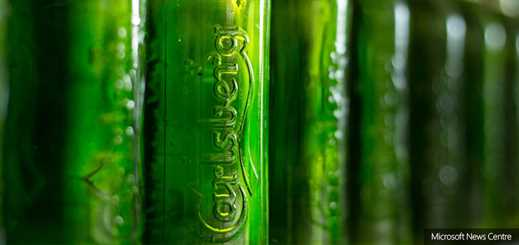 Carlsberg trials Microsoft AI technology in 'Beer Fingerprinting Project'