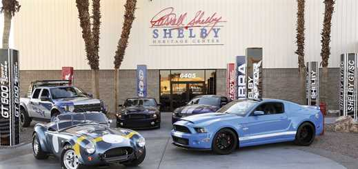 Shelby American sets the pace with Dell Precision workstations
