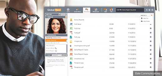 PGi's GlobalMeet integrates with Skype for Business Server