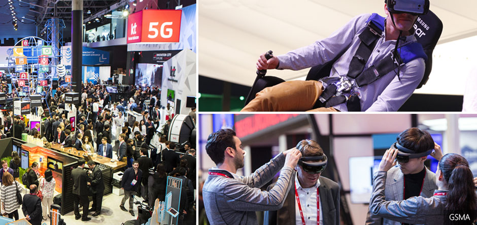Explore how to create a better world with mobile at Mobile World Congress