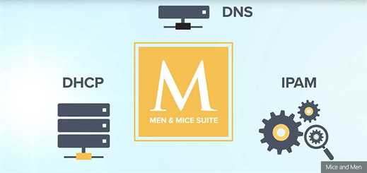 Men & Mice showcases DNS, DHCP and IP address management solutions