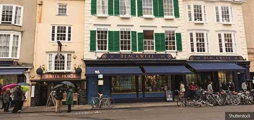 Blackwell's bookshop implements itim's mobile technology