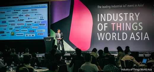 Industry of Things World Asia to explore smart manufacturing and IIoT