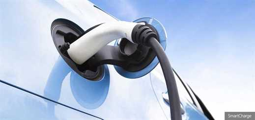 SmartCharge helps improve the efficiency of charging electric cars