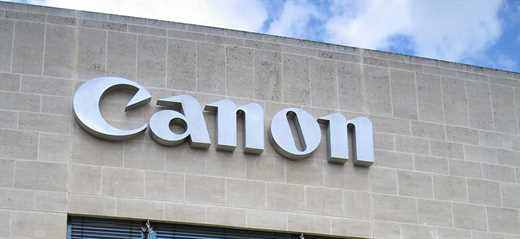 Canon and Microsoft sign a broad patent cross-licencing deal