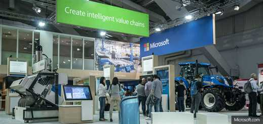 Hannover Messe 2018: How customers and partners are betting on Microsoft