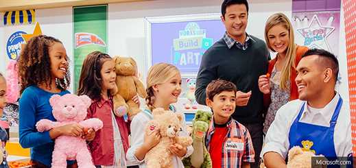 Build-A-Bear Workshop turns to Microsoft 365