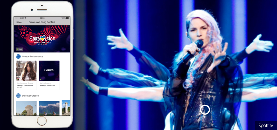 Eurovision Song Contest 2018 turns to Spott to improve audience interaction