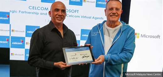 Celcom launches first intelligent virtual agent in South East Asia