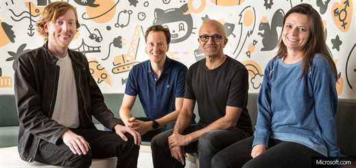 Microsoft to acquire GitHub for US$7.5 billion in stock
