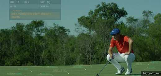 PGA TOUR leverages Microsoft's Azure cloud in new AI-enabled application