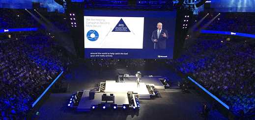 WPC 2014 day one: Kevin Turner delivers the mobile-first, cloud-first message