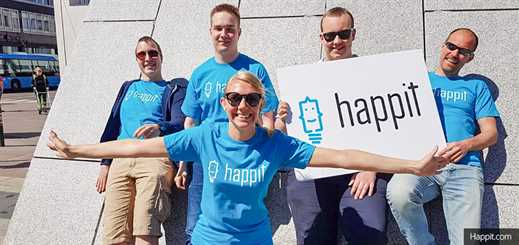 Happit named Microsoft 2018 ISV Partner Solution of the Year in Finland