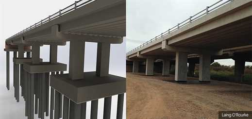 SOLIDWORKS and DriveWorks help Laing O'Rourke optimise bridge design