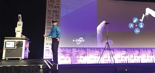 Augmenting reality for manufacturing success