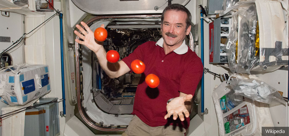Astronaut Chris Hadfield to headline IP EXPO Europe 2018