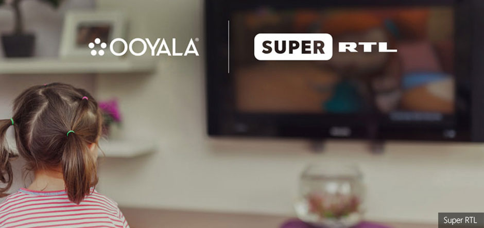 SUPER RTL adopts Ooyala Flex Media platform on Microsoft Azure