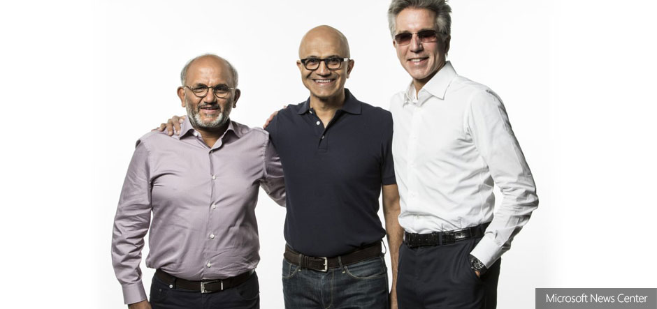 Microsoft, Adobe and SAP launch Open Data Initiative