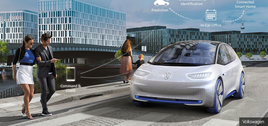 Volkswagen and Microsoft collaborate on automotive cloud solution