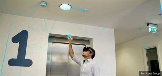 Luminous Group develops fire safety survey tool using Microsoft HoloLens