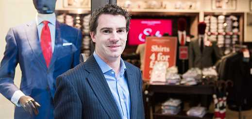 Charles Tyrwhitt to expand into international markets with help of K3