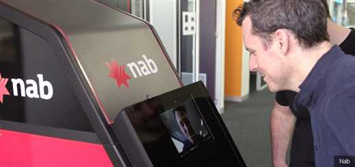 Sibos 2018: NAB and Microsoft collaborate on cardless ATM concept