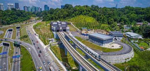Bentley Systems is helping Malaysia's railway go digital
