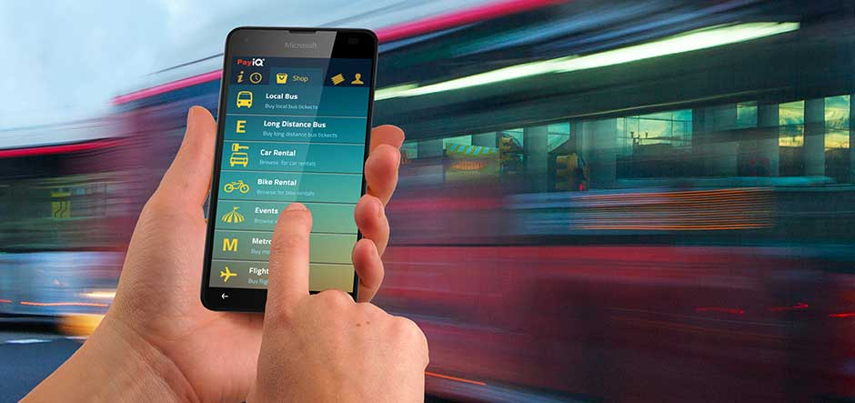 How cloud-based technology is reshaping public transport