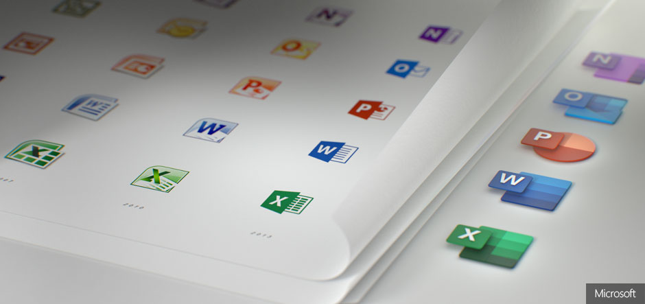 Microsoft has redesigned its Office apps to reflect new world of work
