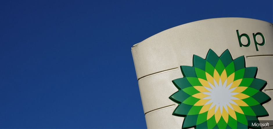 BP is using Microsoft Azure to reduce time oil drilling and boost productivity