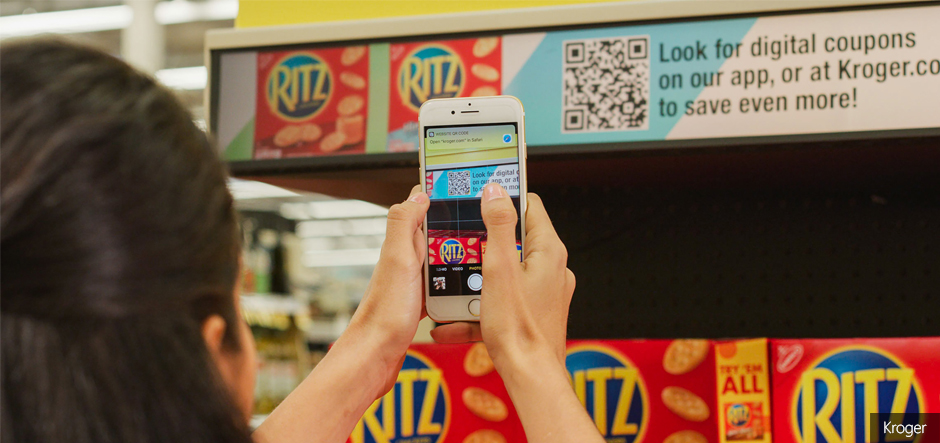 Kroger chooses Microsoft to deliver a digital retail experience in-store