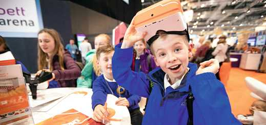 How Bett is changing education with technology