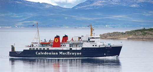 Scottish ferry operator to deploy online reservation system from Hogia