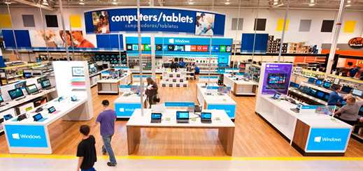 Microsoft opens 24 more Windows Stores at Best Buy in Chicago