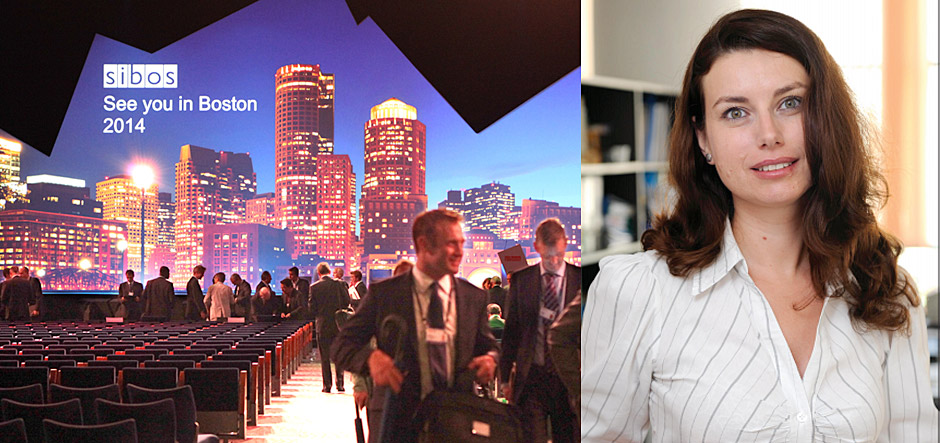 Sibos event preview from Allevo's Corina Mihalache