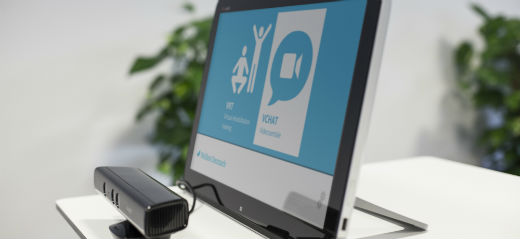 Kinect for Windows improves Danish healthcare