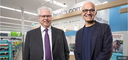 Microsoft joins forces with Walgreens Boots Alliance to transform healthcare
