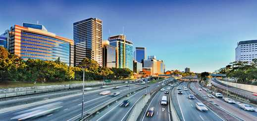 Reducing congestion Down Under with Cubic Transportation Systems