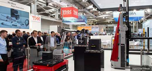 Hannover Messe: the trade fair for industrial technology