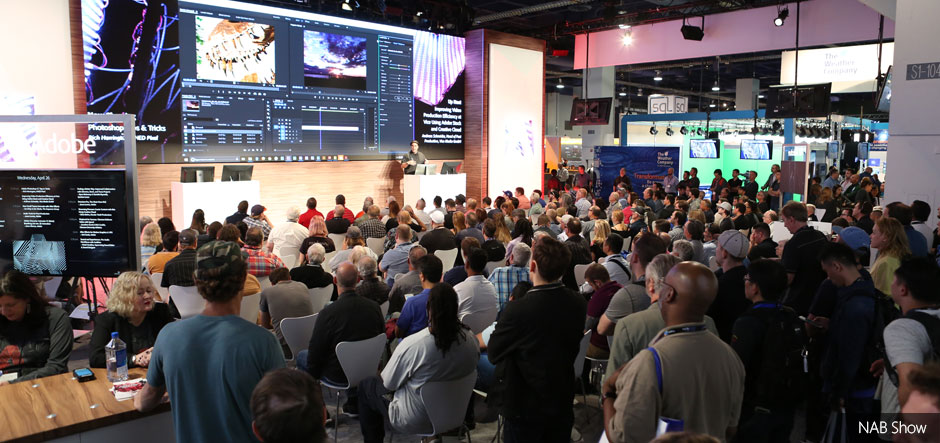 NAB Show: where content comes to life