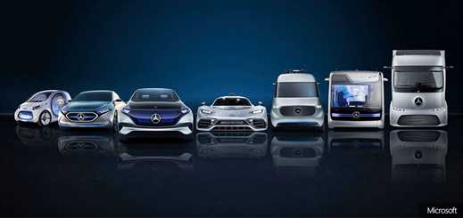 Daimler launches eXtollo with Microsoft Azure Key Vault