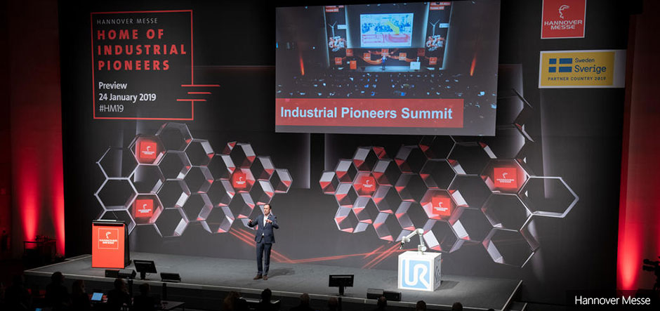 Inaugural Industrial Pioneers Summit to take place at Hannover Messe