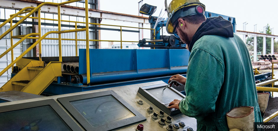 Six key trends affecting the future of the manufacturing industry